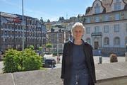 Margrit Bürer, Leiterin Amt für Kultur, Appenzell Aussserhoden. (Foto: Michael Genova)