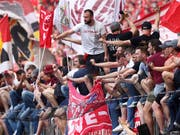 Die deutsche Bundesliga boomt. Der zweithöchste Umsatz in Europa ist Beleg dafür (Bild: KEYSTONE/AP/MATTHIAS SCHRADER)
