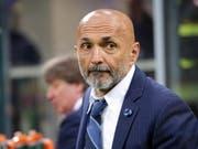 Luciano Spalletti ist nicht mehr Trainer von Inter Mailand (Bild: KEYSTONE/EPA ANSA/ROBERTO BREGANI)