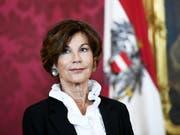 Brigitte Bierlein ist die erste Kanzlerin Österreichs. Sie war seit 2018 Präsidentin des Verfassungsgerichtshofs. (Bild: KEYSTONE/EPA/CHRISTIAN BRUNA)