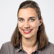 Nora Fuchs, Mediensprecherin OASG. (Bild: PD)