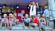 Der Verein Bundesfeier Arbon möchte den 1.-August-Anlass möglichst unpolitisch über die Bühne gehen lassen, wie 2018. (Bild: Max Eichenberger)