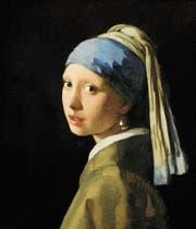 Der Liebreiz von Vermeers «Mädchen mit dem Perlenohrgehänge» bezaubert die Betrachter bis heute. (Bild: PD)