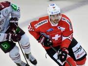 Roman Josi unterstrich im ersten Test gegen Lettland eindrücklich, wie gut er ist (Bild: KEYSTONE/WALTER BIERI)