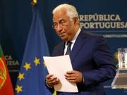 Streit um Lehrergehälter: Portugals Ministerpräsident Antonio Costa droht mit Rücktritt. (Bild: KEYSTONE/AP/ARMANDO FRANCA)