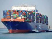 US-Präsident Donald Trump hat im Handelskrieg mit China eine Erhöhung von Einfuhrzöllen von bisher 10 auf 25 Prozent angekündigt. (Bild: KEYSTONE/AP CHINATOPIX)