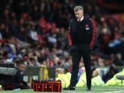 Ole Gunnar Solskjaer verpasste mit Manchester United die Champions League (Bild: KEYSTONE/AP/JON SUPER)