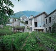 Visualisierung des geplanten Hotel-Appartements «Village Gardens». Bild: Augur Invest AG