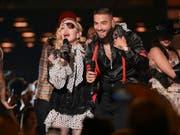 Die US-Sängerin Madonna geht mit ihrem Album «Madame X» ab September auf Tournee. Im kommenden Jahr sind auch Auftritte in Europa geplant. (Bild: KEYSTONE/AP Invision/CHRIS PIZZELLO)