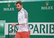 Angewidert von der Tennis-Welt: Stan Wawrinka. (Bild: Cyril Dodergny/Keystone (Monte Carlo, 14. April 2019))