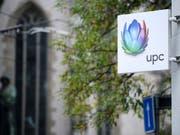 Die vor der Übernahme durch Sunrise stehende UPC hat auch im ersten Quartal den harten Wettbewerb in der Branche zu spüren bekommen. (Bild: KEYSTONE/MANUEL LOPEZ)