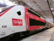 Künftig kommen auf den TGV-Strecken zwischen der Schweiz und Paris neue Doppelstockzüge mit je 507 Sitzplätzen zum Einsatz. Damit kann die Kapazität um 30 Prozent erhöht werden. (Bild: Handout TGV Lyria)