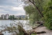 Das Reka-Dorf Kreuzlingen wird nah ans Wasser gebaut. (Bild: Thi My Lien Nguyen)
