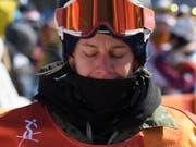 Carla Somaini schliesst ihr Kapitel als Spitzensportlerin ab (Bild: KEYSTONE/GIAN EHRENZELLER)