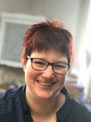 Janine Dieffenbacher hat eine kreative Ader. (Bild: Andrea Müntener-Zehnder)