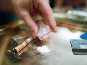 Die Bundesanwaltschaft fordert für zwei mutmassliche Kokainschmuggler Freiheitsstrafen von zehn und zwölf Jahren. (Bild: KEYSTONE/MARTIN RUETSCHI)