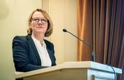Die Kreuzlinger SP-Kantonsrätin Edith Wohlfender präsidiert die vorberatende Kommission. (Bild: Reto Martin)