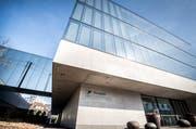 Hauptsitz der Thurgauer Kantonalbank in Weinfelden. (Bild: Andrea Stalder)