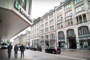 Betongold, also Immobilien, ist eine gewinnbringende Geldanlage. Allerdings steigen auch die Preise. (Bild: Ralph Ribi (St.Gallen, 8. Mai 2019))