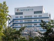 Kaum ist die Alcon-Transaktion über die Bühne, kommt bei Novartis eine neue Milliarden-Transaktion. (Bild: KEYSTONE/GEORGIOS KEFALAS)