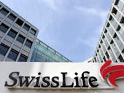 Die Swiss Life ist im ersten Quartal markant gewachsen. (Bild: KEYSTONE/EQ IMAGES/MELANIE DUCHENE)