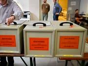 In Genf hat die Justiz eine Untersuchung wegen Verdachts auf Wahlbetrug eingeleitet. (Bild: KEYSTONE/SALVATORE DI NOLFI)