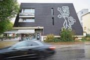 Das Restaurant Löwen in Dagmersellen ist derzeit noch geschlossen. (Bild: Jakob Ineichen, 8. Mai 2019)