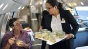 Veganer können der neuen Speisekarte der SBB nichts abgewinnen. (Themenbild Keystone)