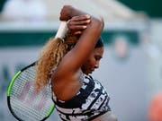 Es war nicht der Tag von Serena Williams (Bild: KEYSTONE/AP/CHRISTOPHE ENA)