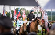 Im 13. Gemeinde-Cup der Regio Frauenfeld gingen 15 unterschiedliche Paare an den Start. (Bild: Reto Martin)
