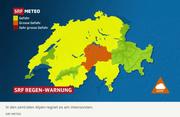 Die Gefahrenkarte publiziert von srf.ch. (Screenshot)
