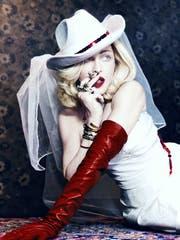 «Nimm nichts von alledem persönlich!», rät Madonna ihrem jüngeren Ich. (Bild: pd)