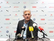 Nationaltrainer Vladimir Petkovic zog am Montag nach der Rückkehr vom Finalturnier der Nations League in Porto Bilanz (Bild: KEYSTONE/MELANIE DUCHENE)