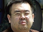 Der exilierte Halbbruder des Diktators: Kim Jong Nam wurde 2017 in Malaysia ermordet. (Bild: KEYSTONE/AP/SHIZUO KAMBAYASHI)