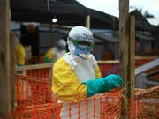Ausbreitung der Krankheit: Nach rund 1400 Ebola-Todesfällen im Kongo hat am Dienstag die Weltgesundheitsorganisation einen Erkrankungsfall mit Ebola in Uganda bestätigt. (Bild: KEYSTONE/AP/AL-HADJI KUDRA MALIRO)