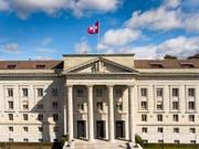 Das Bundesgericht hat entschieden, dass für das Verbot von Kautabak die gesetzliche Grundlage fehlt. (Bild: KEYSTONE/LAURENT GILLIERON)