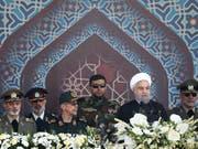 Das Mullah-Regime in der Islamischen Republik Iran hat dem Korrespondenten der «New York Times» seit Monaten keine Medienarbeit mehr erlaubt. (Bild: KEYSTONE/AP/EBRAHIM NOROOZI)