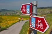 Die Herzschlaufe Napf ist eine der spektakulärsten Routen durch ein Stück urchige Schweizer Landschaft und Geschichte.