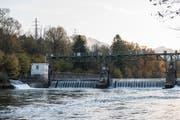 CKW-Wasserkraftwerk in Emmen. (Bild: Dominik Wunderli)