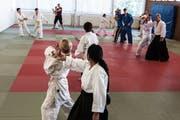 Der Budo Sport Club Arashi Yama Wil vereint vier japanische Kampfünste unter einem Dach. (Bild: PD)