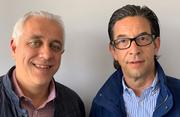 Die neuen Verwaltungsräte der Europa3000 AG: Markus Fuchs (links) und Beat Mathys. (Bild: PD)