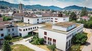 Für den Standort Flawil schlägt die parlamentarische Kommission Spitalpolitik die Weiterentwicklukng zu einer Spezialklinik vor. (Bild: Ralph Ribi)