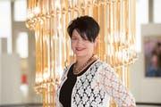 Marianne Rapp Ohmann, Geschäftsleiterin des Auktionshauses Rapp, Wil. (Bild: Urs Bucher)
