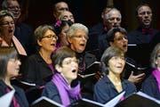 Der Belcanto-Chor Frauenfeld. (Bild: Reto Martin)