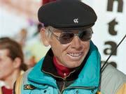 Einer der erfolgreichsten Trainer in der Geschichte des Schweizer Skisports: der «eiserne Karl» Frehsner (Bild: KEYSTONE/STR)
