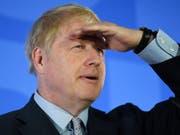 Ministerpräsidents-Kandidat Johnson will spätestens am 31. Oktober aus der EU austreten. (Bild: KEYSTONE/EPA/NEIL HALL)