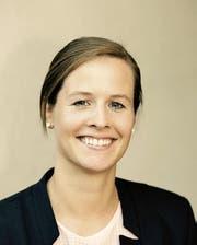 Neue Präsidentin der CVP-Fraktion im Landrat: Céline Huber.