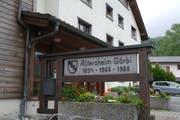 Die Ursprünge des Altersheims Gärbi reichen zurück ins Jahr 1854. (Bilder Heini Schwnedener)