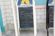 In der Woche vor Pfingsten hätte der Minigolf in Wattwil eigentlich offen sein sollen. (Bild: Martin Knoepfel)