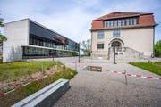 Im Schulhaus Buchental hat sich die Situation gemäss Stadtrat Markus Buschor inzwischen normalisiert. (Bild: Urs Bucher)